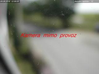 Střezimíř - silnice